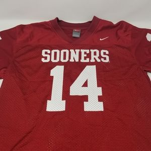 Other - U of Oklahoma Sooners football jersey
